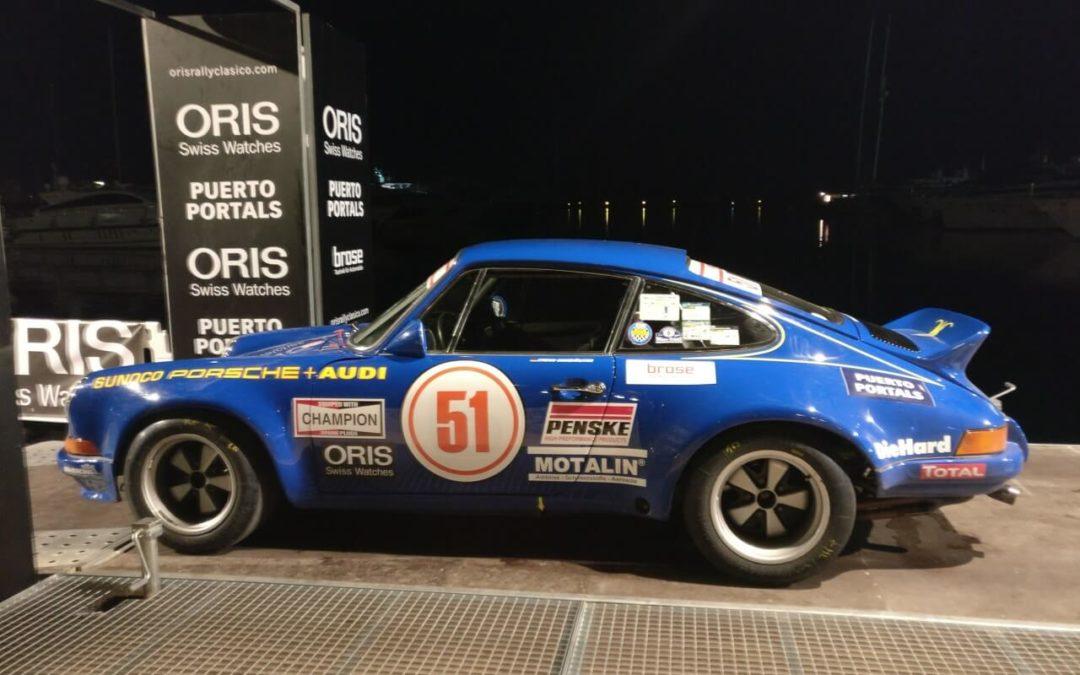 MALLORCAR® als Exklusivpartner der ORIS Rally Clásico 2017
