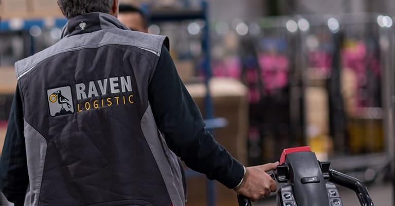 favicon RAVEN Logistic