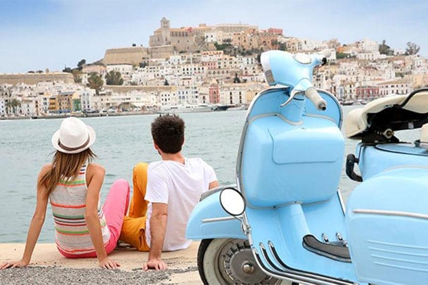 Autotransporte nach und von Ibiza mit der RAVEN Logistic