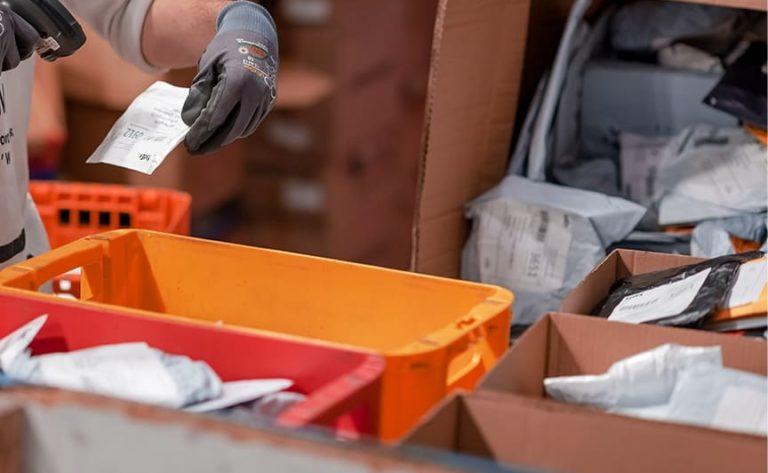 RAVEN Logistic ist Expertin für E-Commerce-Logistik